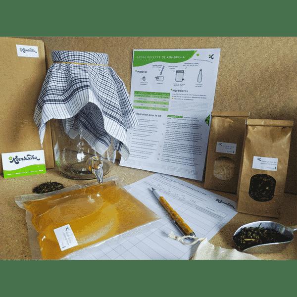 Kit Kombucha complet